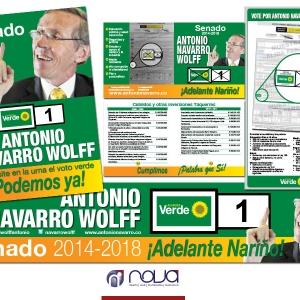 Campaña Navarro Wolff